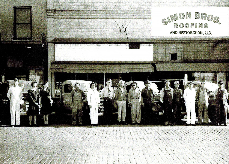 Simon Bros Roofing Company